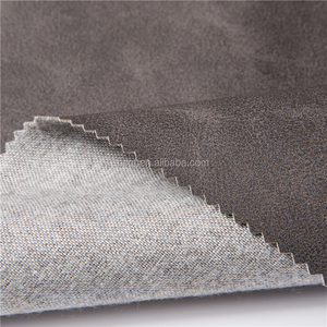 Environmentally friendly nappa pu pvc synthetic leather for funiture