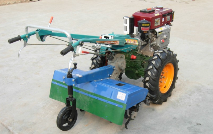 Chinese Agriculture Hand Operated Tractor Cheap Price