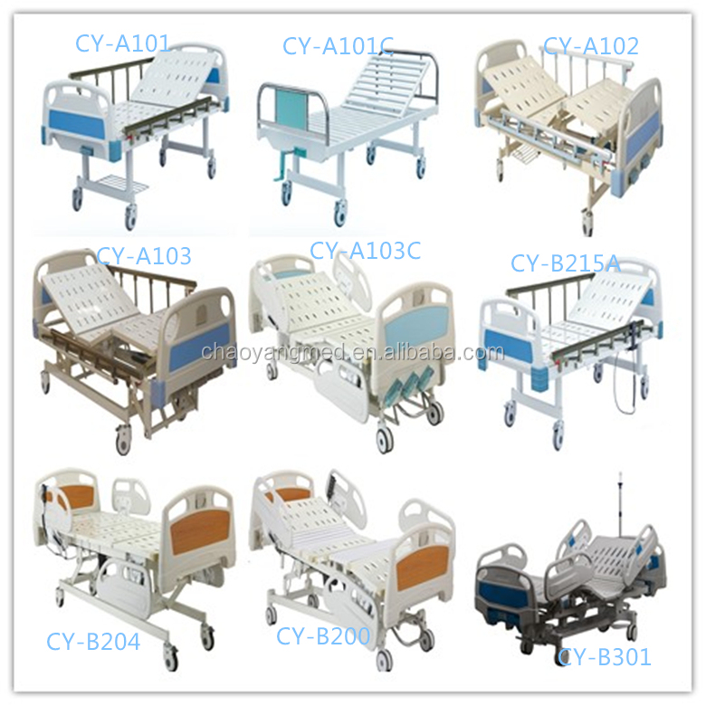 CY-B200 Five Function ICU Hospital Electric Medical Bed Price