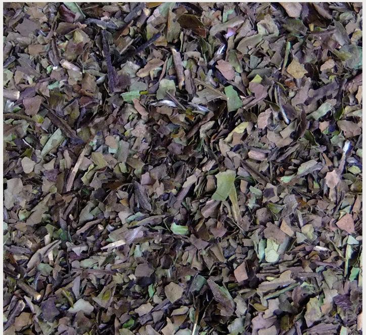 White Peony Powder Tea Bag Brokens Leaves Tea Fanning - 4uTea   4uTea.com