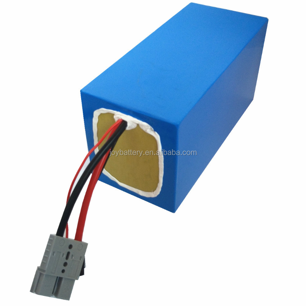 48V 17Ah rechargeable lithium ion battery pack with 18650 cells