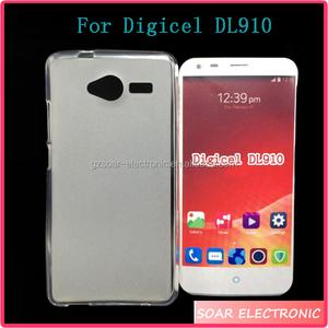 Gel Phone Case For Digicel DL910 , Flexible TPU Rubber Soft Case For  Digicel DL910