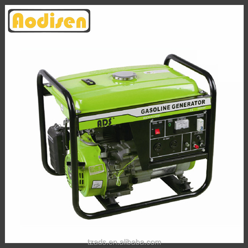 single phase ac output silent cheap price OHV new model 2.8 kva 3000 rpm generator