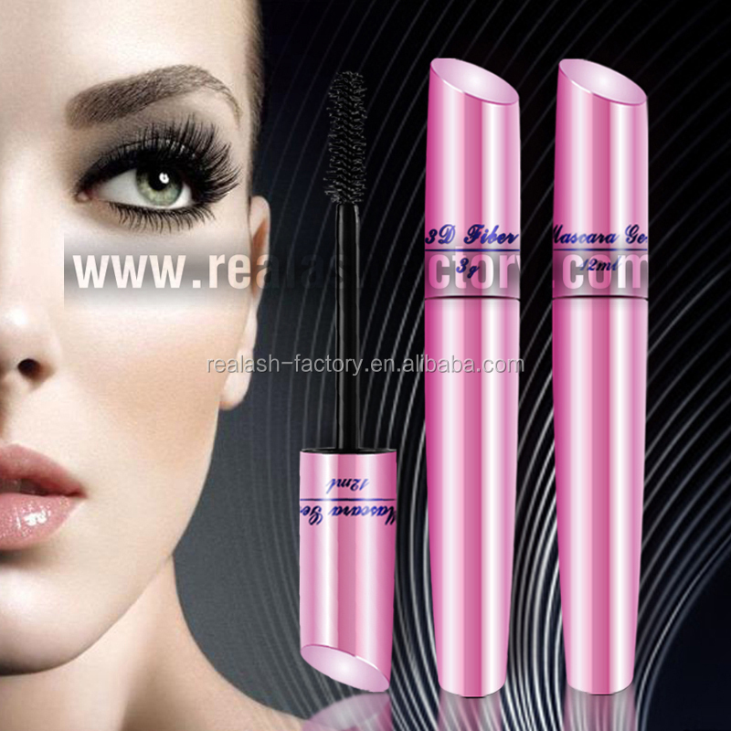 Real Plus 3d fiber mascara with lash extensions for short lashes