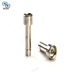 Standard stainless steel torx head screws