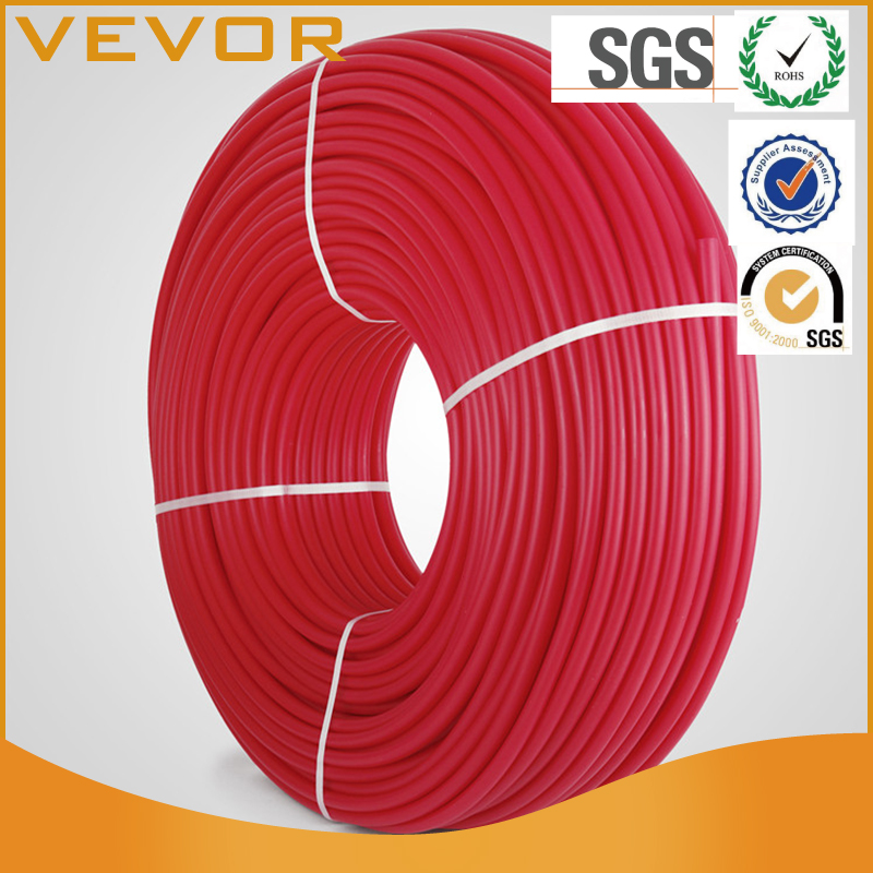 1/2in x 1000ft feet Pex Tubing Oxygen Barrier O2 EVOH Pex-B Red Radiant Floor Heat
