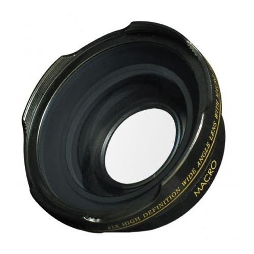 Vivitar Series 1 HD3 Optics 0.43x High Definition Wide Angle Lens with Macro – Includes Pouch + 5 Year Warranty Owner's Card, 67mm Mount Thread For The Pentax 16-45mm, 17-70mm, 50-135mm, 55mm, 60-250mm For Any Of These Pentax Kr Kx K5 K7 SLR Cameras