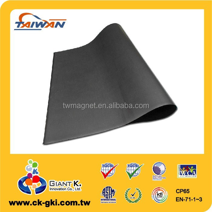 wholesale a4 size rubber magnetic magnet sheet