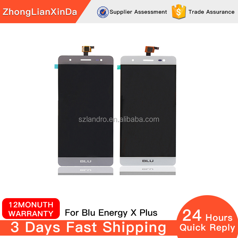 Supplier Replacement Lcd Display Assembly For Blu Energy X Plus ...