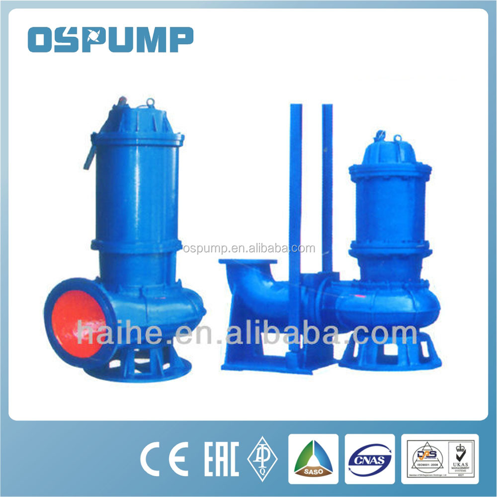 WQ/QW submersible dewatering pumps