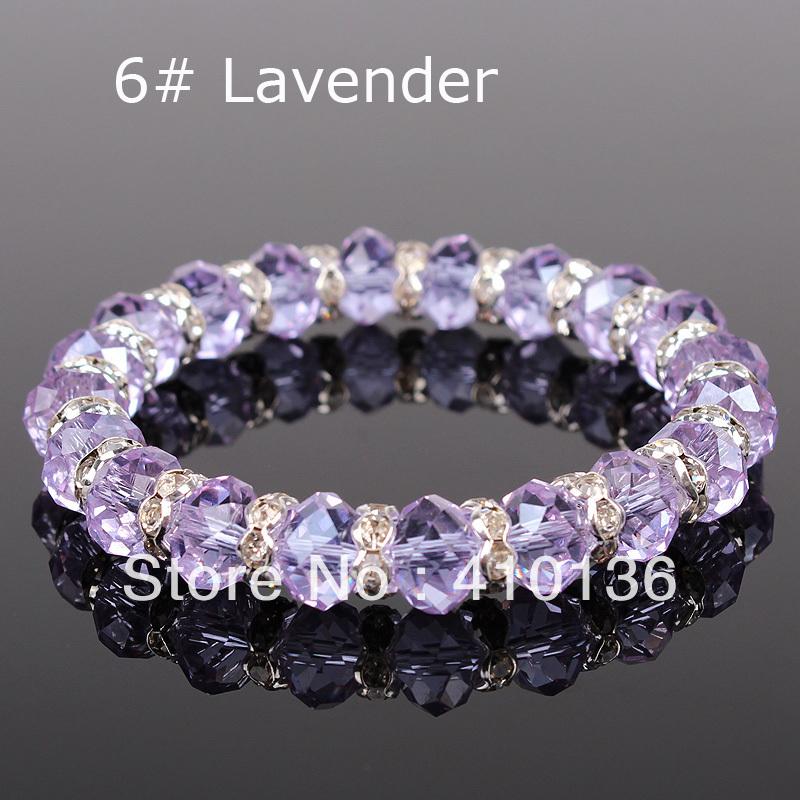 Beaded Bracelet Crystal Images