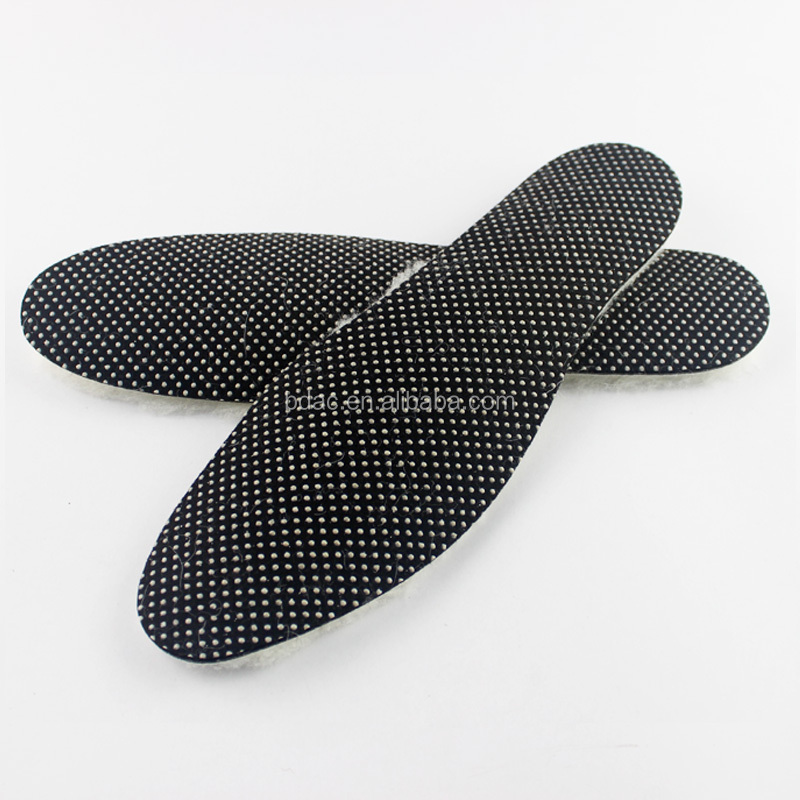 Full-length Wool antislip warm Insole