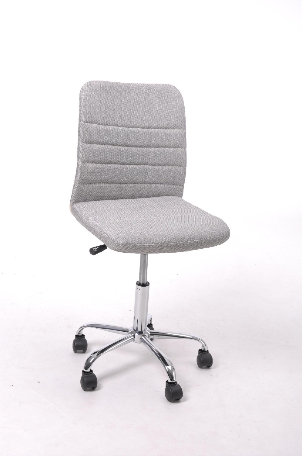 Brand New Grey Lift Chair Office Chair Without Arms Computer Chair For Bedroom Office Furniture Living Room Chair