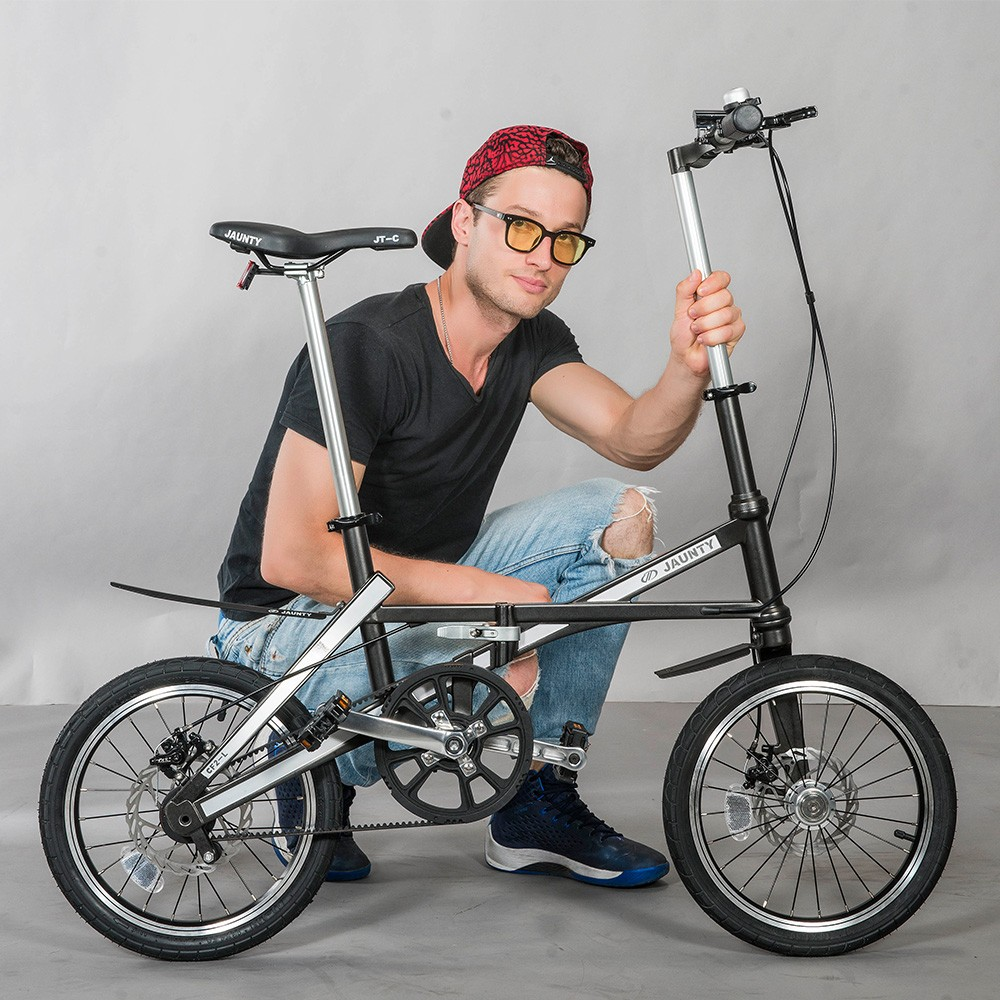 High quality student folding bicycle