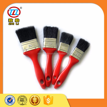 Wholesale 99 Cent Store Items Dyed Bristles Brush Paints For Wall Paint Brushes