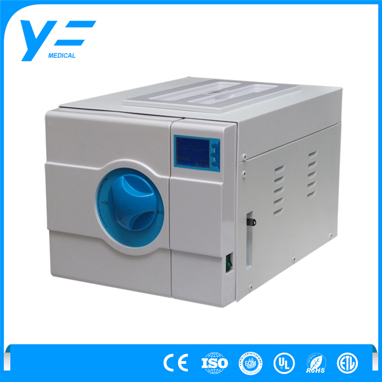Online Shopping 8L Dental LCD Display Drying Vacuum Autoclave Machine