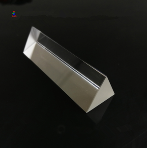 30*30*100mm Prisms Optical Acrylic Glass Equilateral Triangular Prism For sale