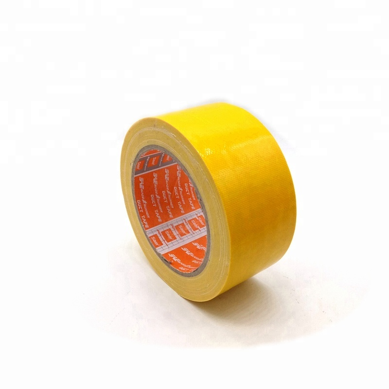 neon yellow Fabric tape for marking applications