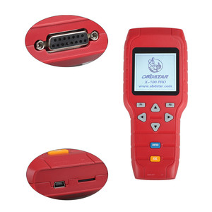 Full Function OBDSTAR X100 PRO C+E Best Combination IMMO+EEPROM+OBD Software Latest Version X-100 PRO