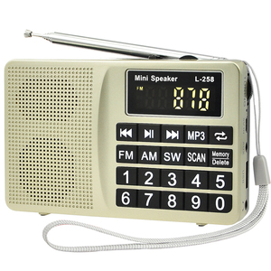 factory short wave radio USB MP3 player FM AM SW multi band radio receivers