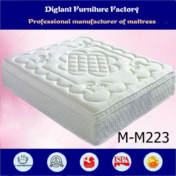 Luxury Sweet Dream Mattress Price From China Mattress Factory ...