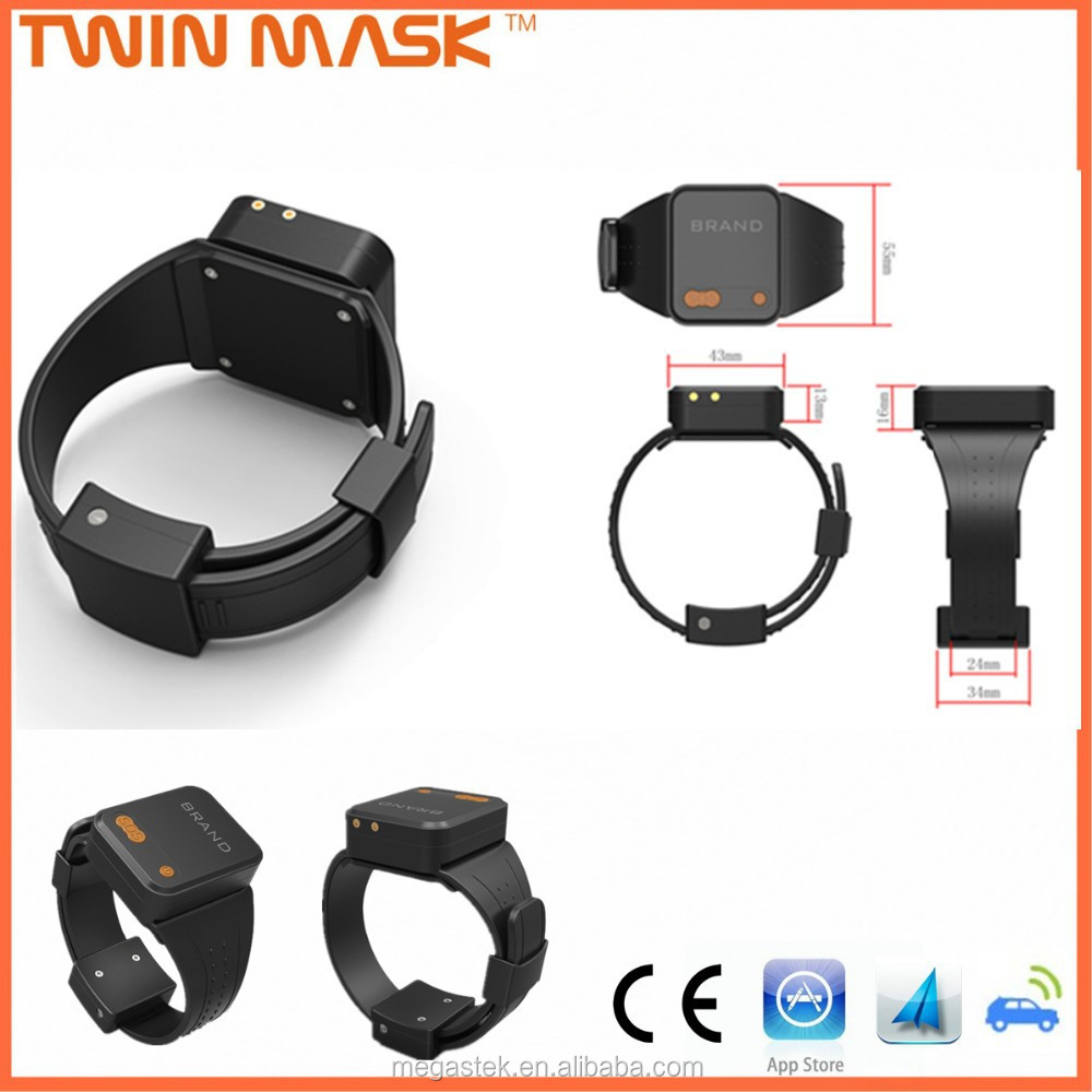 bracelet wristband ankle strap security gps watch tracker security tracking MT-60x
