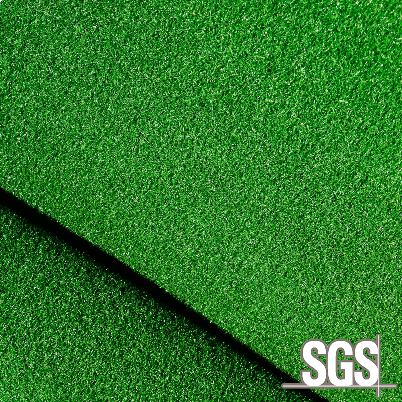 Natural green outdoor used mini golf field landscape synthetic lawn fake grass turf