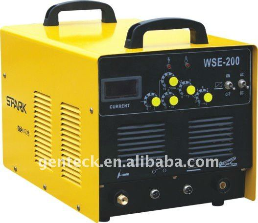 Digital TIG/MMA Two Function welding machine