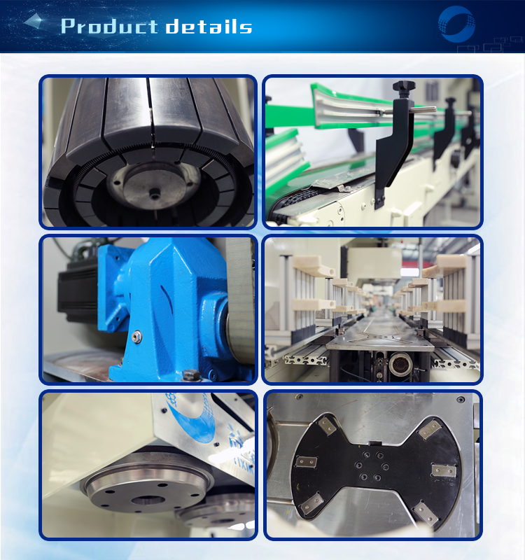 Yixin Technology  10-25L Automatic conical can machine