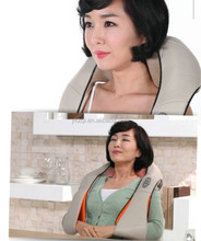 Home and Car Use Kneading Neck Shoulder Massager with Heating