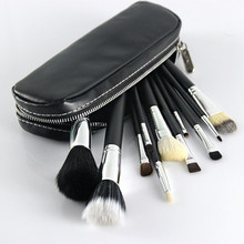 Cherish Shenzhen Makeup Brush 12pcs Black wholesale airbrush makeup kit