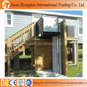Hydraulic cylinder lifting system wheelchair lift platform stair lifts elevator