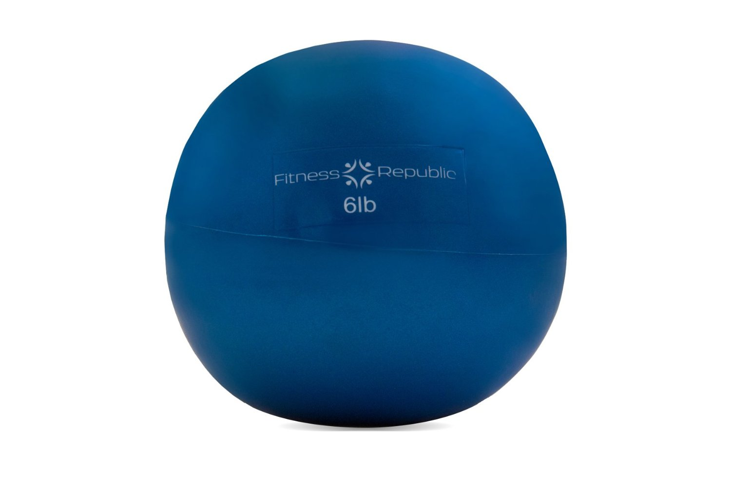 Fitness Republic Pilates Weighted Ball (Fitness Toning Ball)