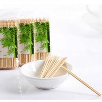 China toothpick factory custom toothpick bamboo