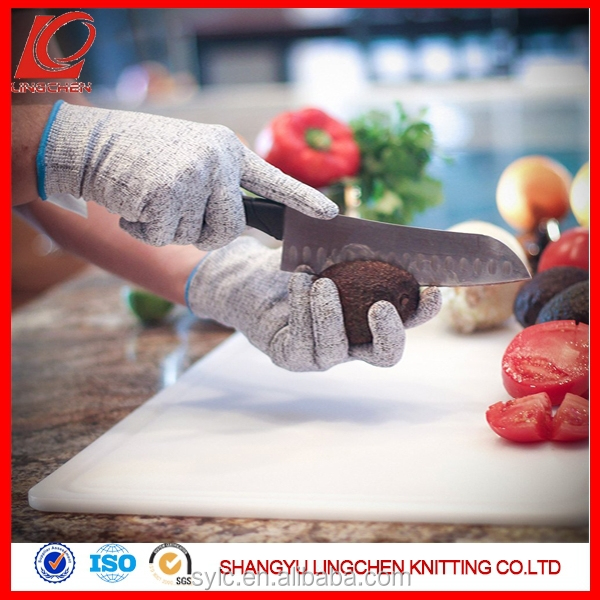 Cut Resistant Kitchen Work Gloves