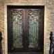 Give $500 cash coupon wrought iron door security door