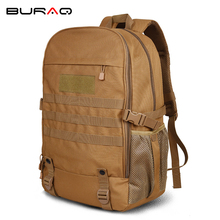 Camouflage Khaki Army Nylon 50L Hiking Military Hunting Tactical 3d backpack