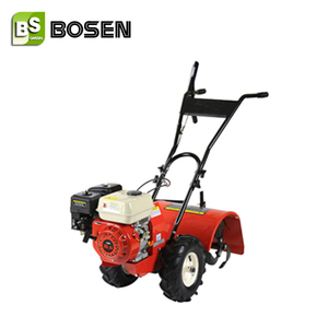 6.5HP Gasoline Small Tractor Rotavator with Rotary Hoe