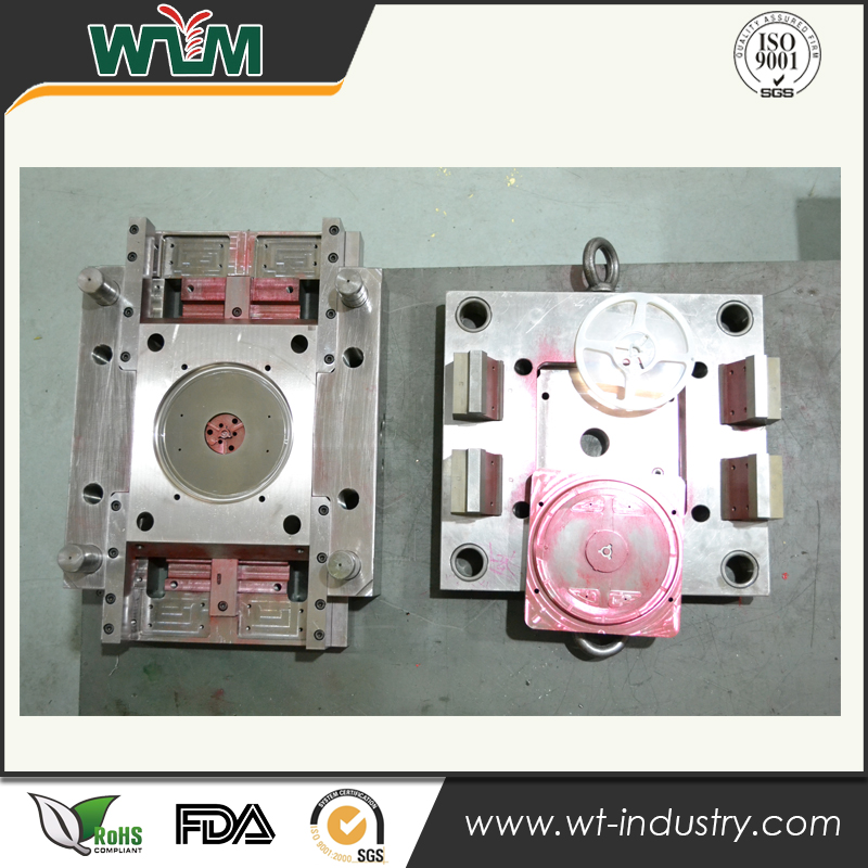 Plastic IC Package Bracket Injection Mold For Medical Device