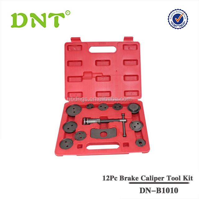 12pcs Disk Brake Caliper Wind Back Tool Set/brake Caliper Tools/rear Brake  Caaliper Tools For Auto Repair/manufacture - Buy Disk Brake Caliper Wind