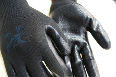 Vietnam Cheap Nitrile Glove for building workers