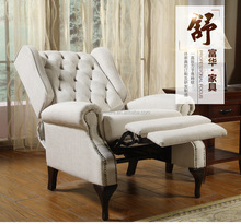 hot-sale luxury Multifunction single seater sofa chairs