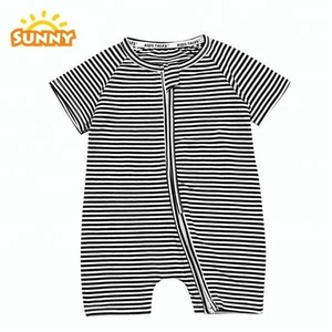 Baby Clothes Newborn Striped Romper Clothing for infant and toddlers