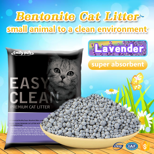 Economical precious mineral kitty sand