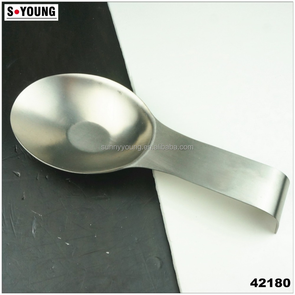 42180 Stainless Steel Spoon Rest
