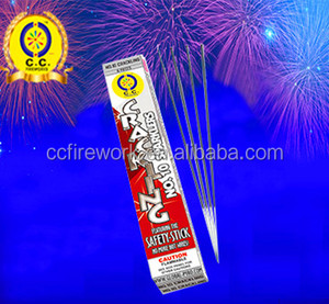 "wholesale of electric sparklers/16"" golden wedding sparkling fireworks"
