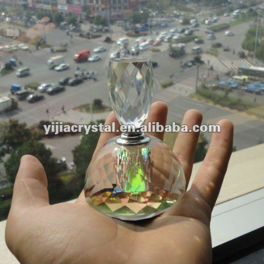 crystal perfume bottle,crystal essencial oil bottles,car perfume bottles
