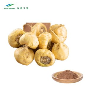 Supply High Quality Peru Maca Root Extract Powder 4:1