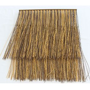 Best price fireproof synthetic thatch