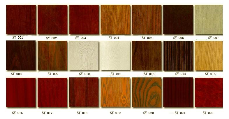 China supplier luxury solid entry/interior wood door design
